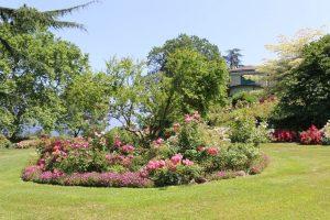 Luxury Villa Colico sunny location
