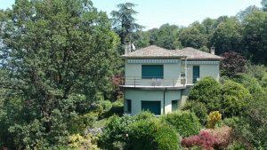 Luxury Villa Colico lake views
