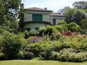 Luxury Villa Colico with garden