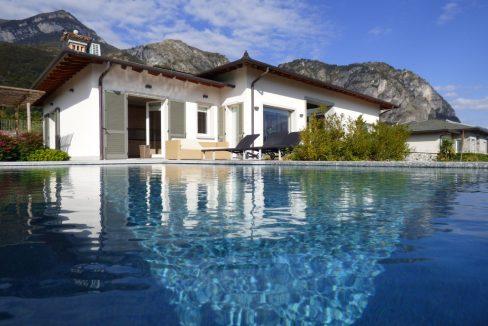 Tremezzina modern Villa with Lake Como view and Swimming Pool