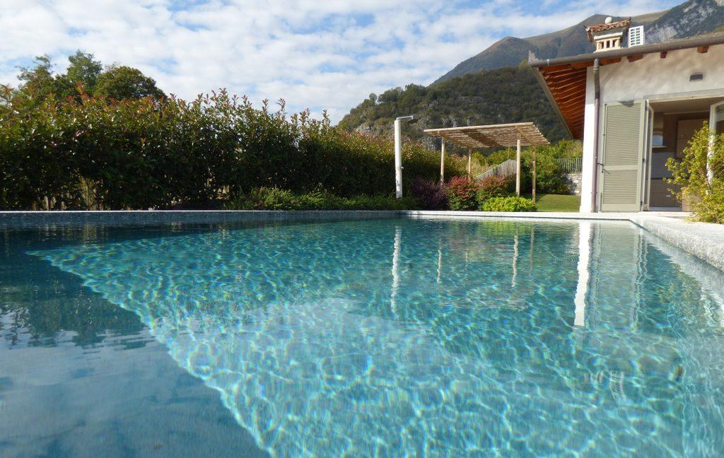 Tremezzina modern Villa with Lake Comol