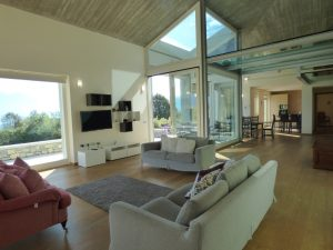 modern Villa with Lake Como view and Swimming Pool