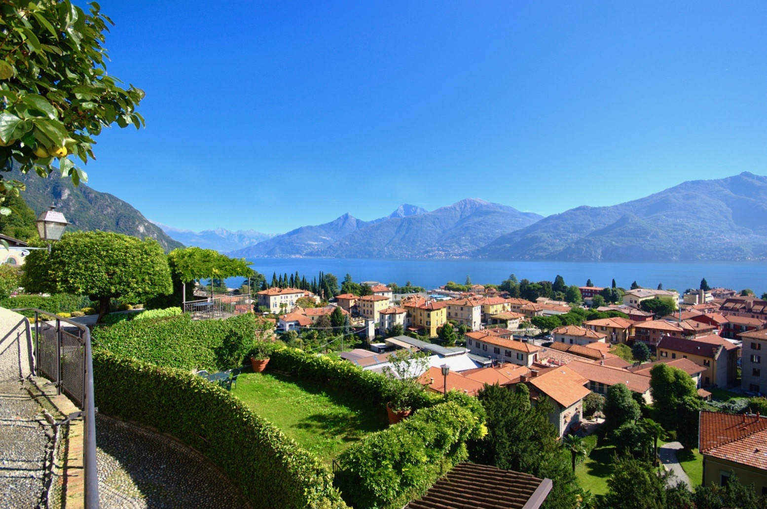 Luxury Villa Menaggio Lake Como Central Location