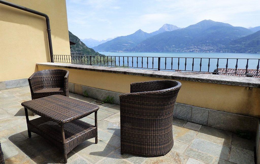 Luxury Villa Menaggio with Swimming pool and Lake view - terrace