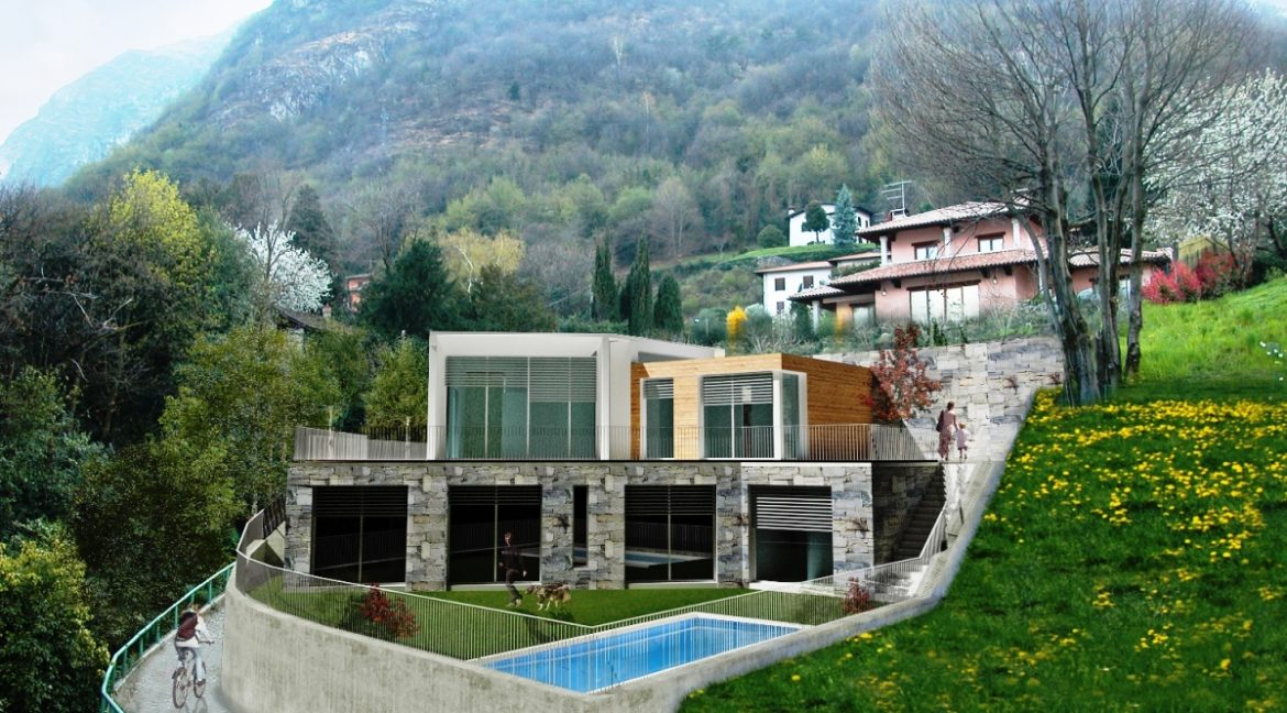 Luxury Villa with Lake view and Pool