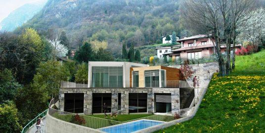 Luxury Villa Menaggio with Lake view and Pool