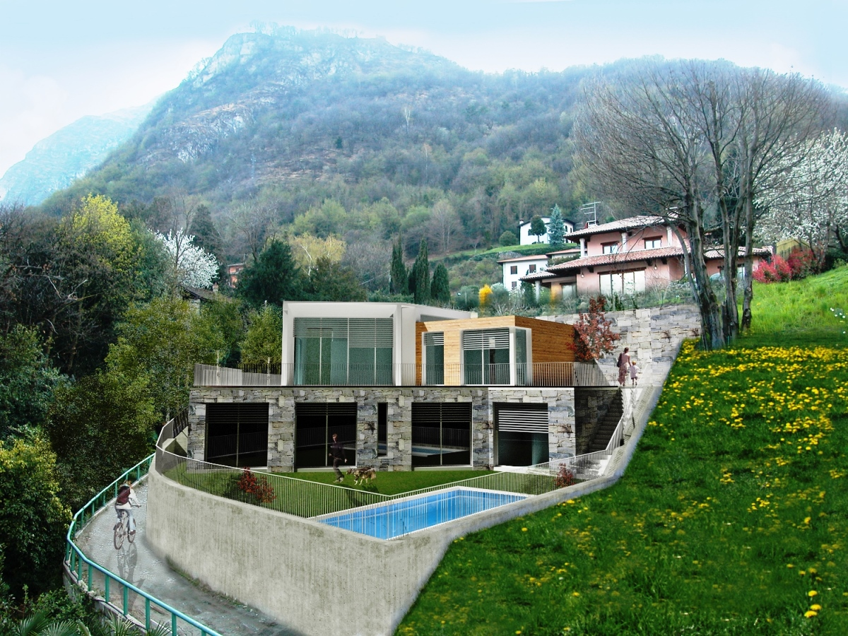 Luxury Villa Menaggio with Lake view and Pool