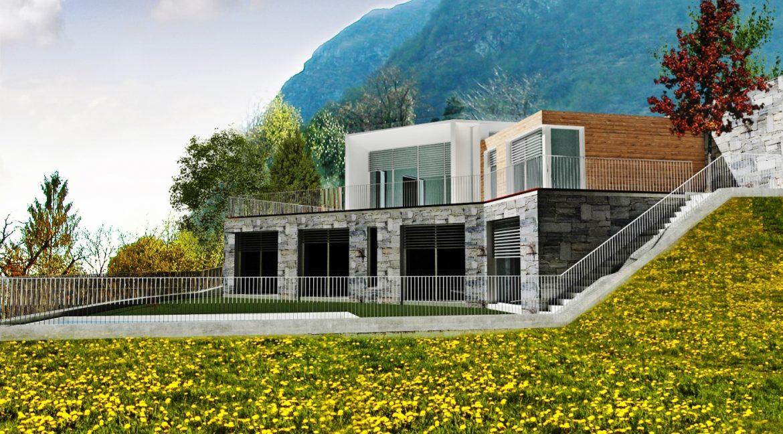 Luxury Villa Menaggio with Lake view