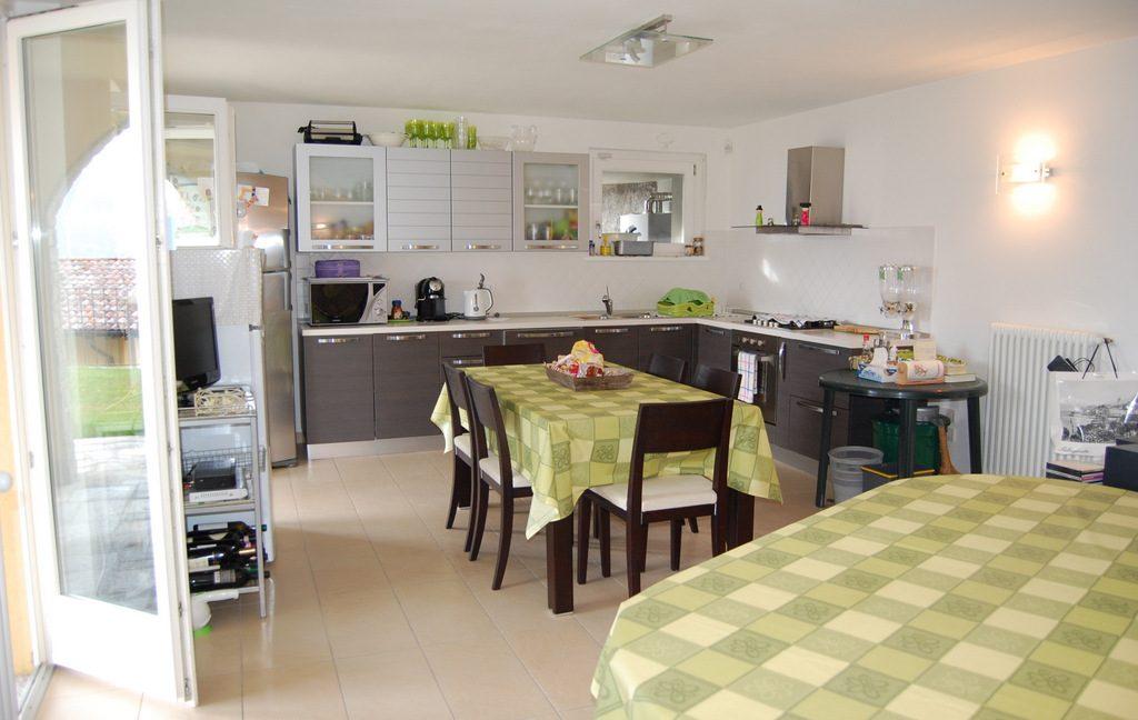 Luxury Villa Menaggio with Swimming pool and Lake view  - kitchen