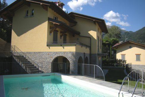 Luxury Villa Menaggio with Swimming pool and Lake view