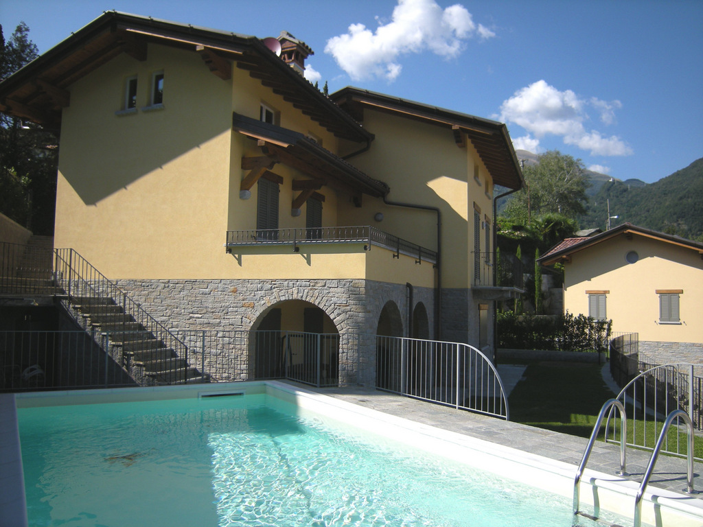 Luxury Villa Menaggio with Swimming pool and Lake view