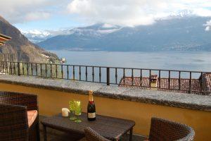 Luxury Villa Menaggio with Swimming pool and Lake view - lake view
