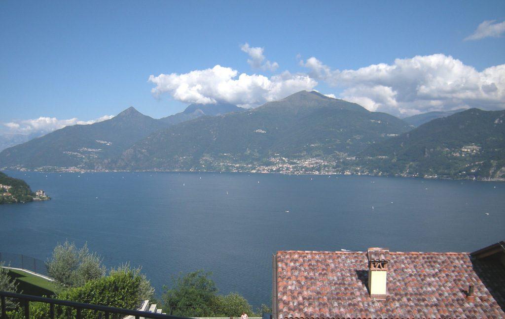 Swimming pool and Lake view  - Lake Como view