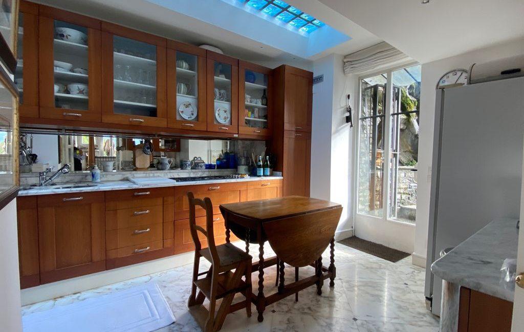 Luxury Villa Lake Como Torno with Boathouse - kitchen