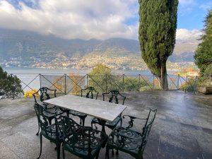 Luxury Villa Lake Como Torno with Boathouse