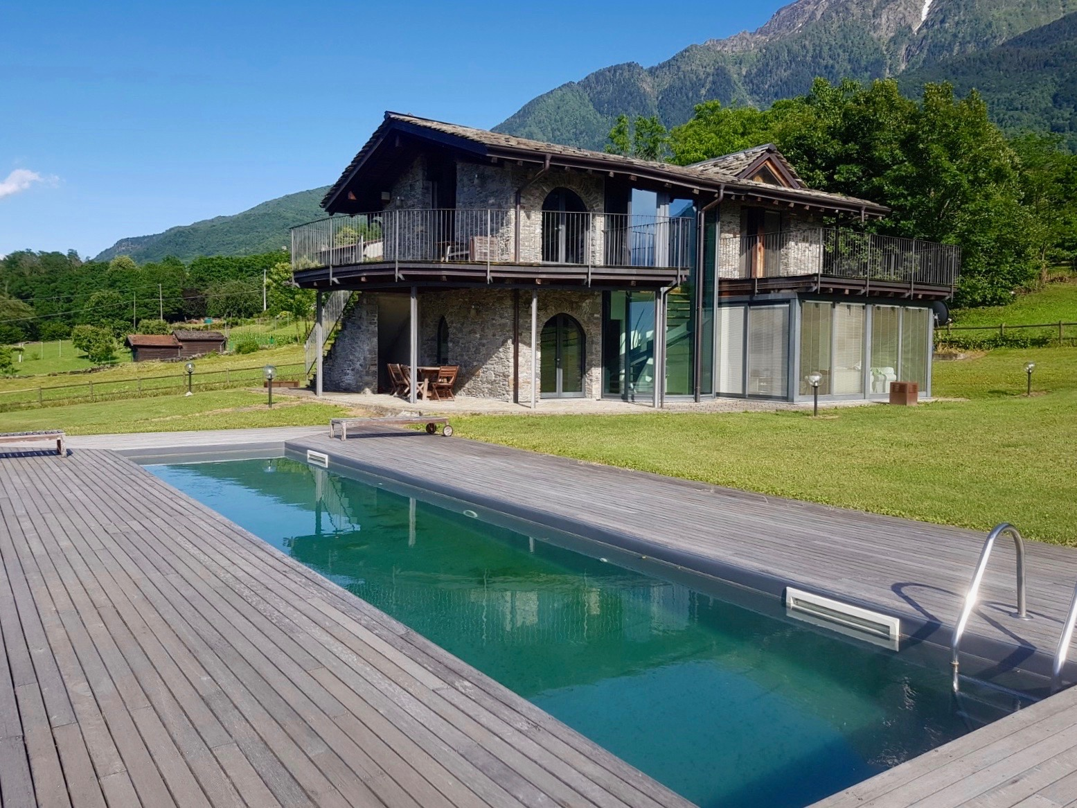Luxury Villa Lake Como Colico with Swimming Pool