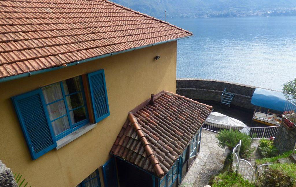 Luxury Villa Bellagio Front Lake Como with Dock - terrace