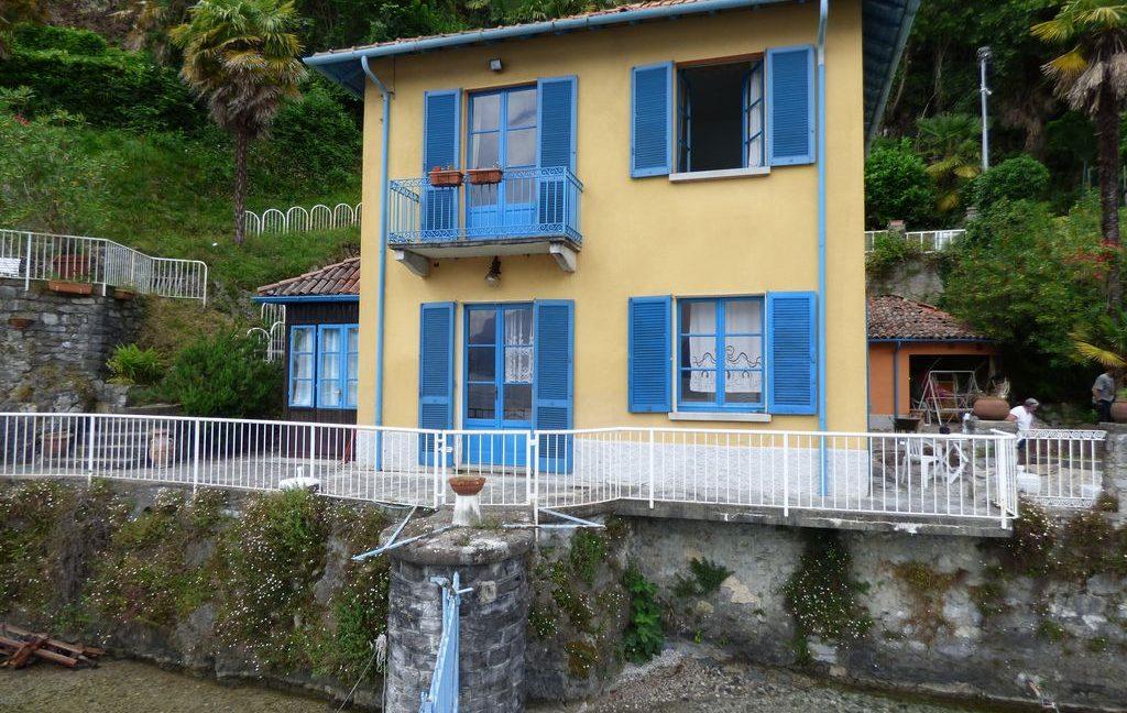 Luxury Villa Bellagio Front Lake Como with Dock - sunny
