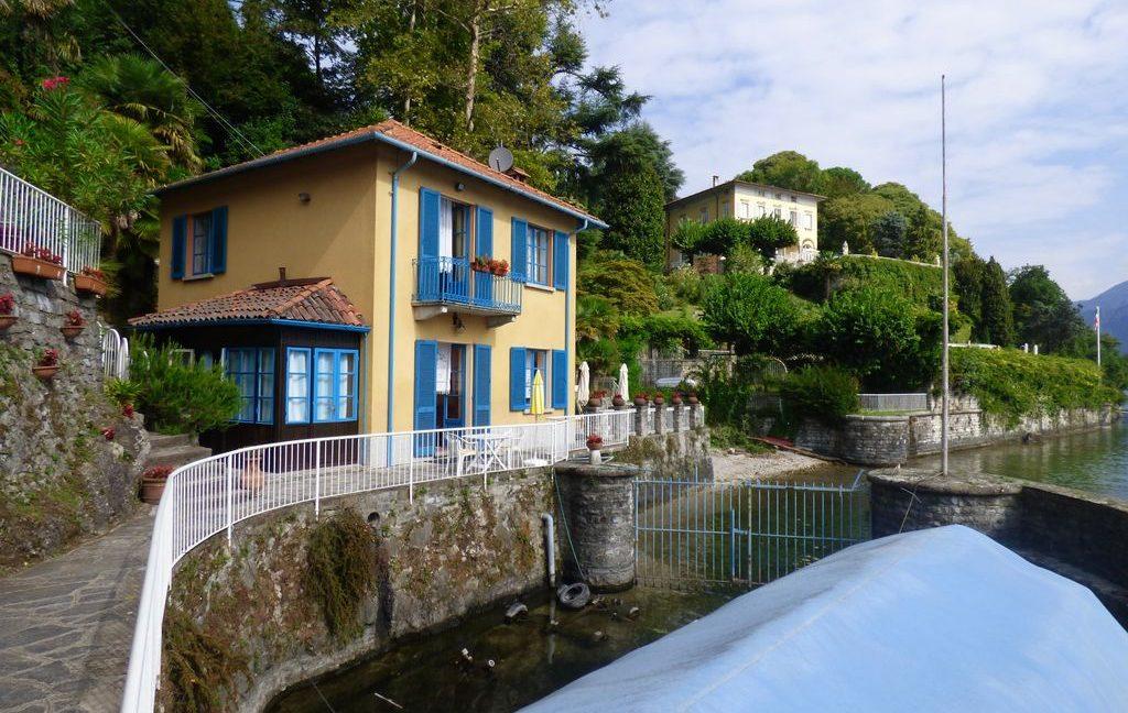 Luxury Villa Bellagio Front Lake Como with Dock