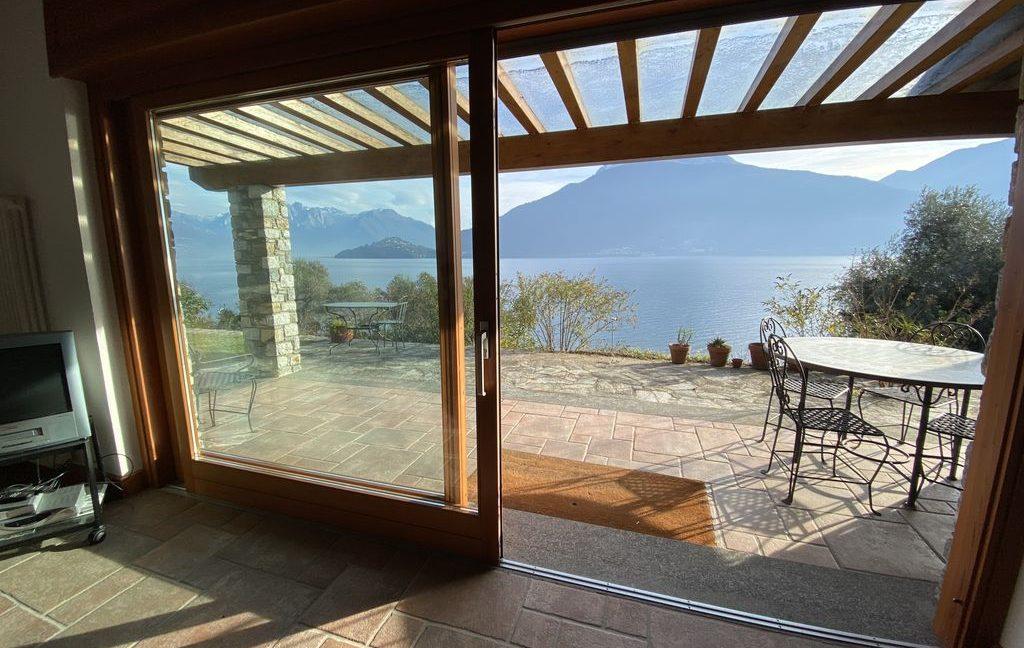 Luxury Villa Pianello Lake Como - terrace