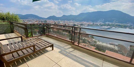 Luxury Apartment Lake Como City with Terrace