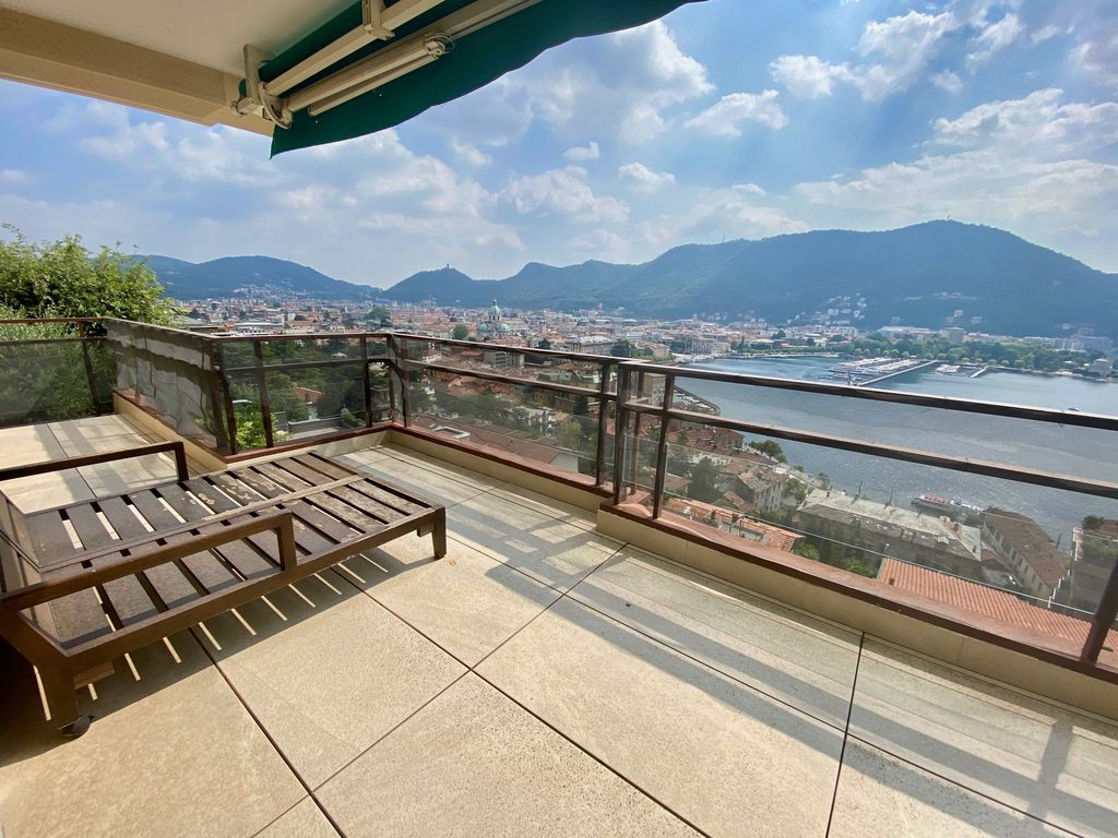 Luxury Apartment Lake Como City with Terrace