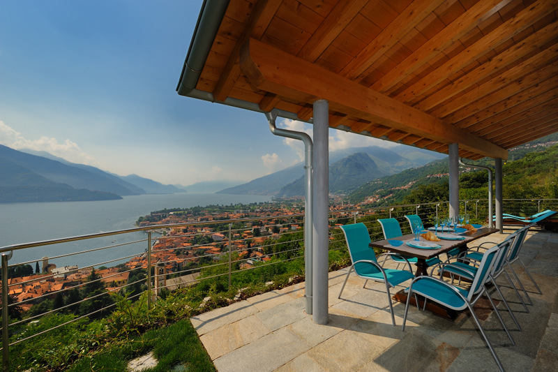 Luxury Villa Lake Como Gravedona ed Uniti with Pool