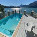Luxury Villa Front Lake Como Dervio