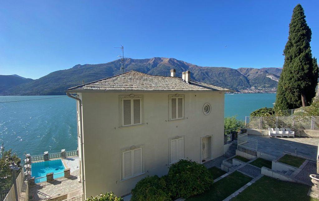 Luxury Villa Front Lake Como Dervio - view