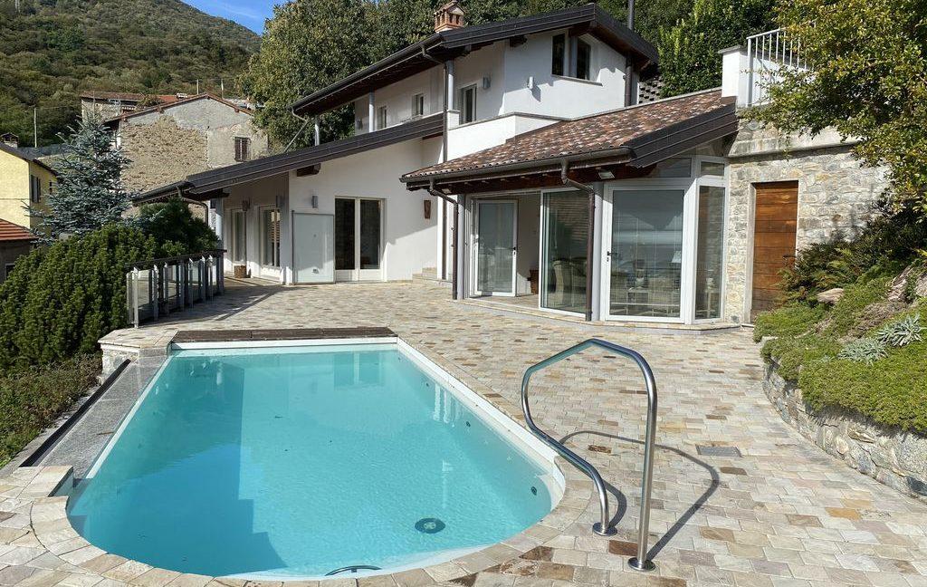 Luxury Villa Gravedona ed Uniti with Swimming Pool
