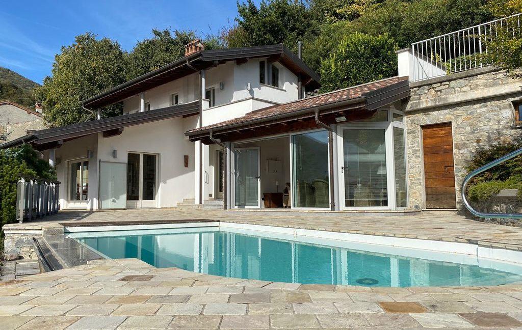 Luxury Villa Gravedona ed Uniti with Swimming Pool - pool