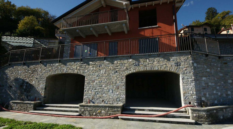 Luxury Villa Menaggio Lake Como - parking