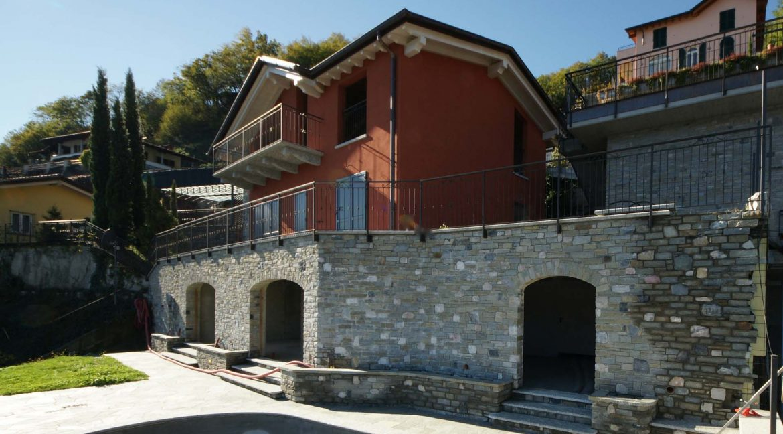 Luxury Villa Menaggio Lake Como - garden