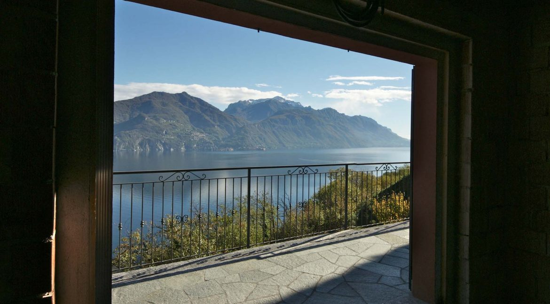 Luxury Villa Menaggio Lake Como - terrace