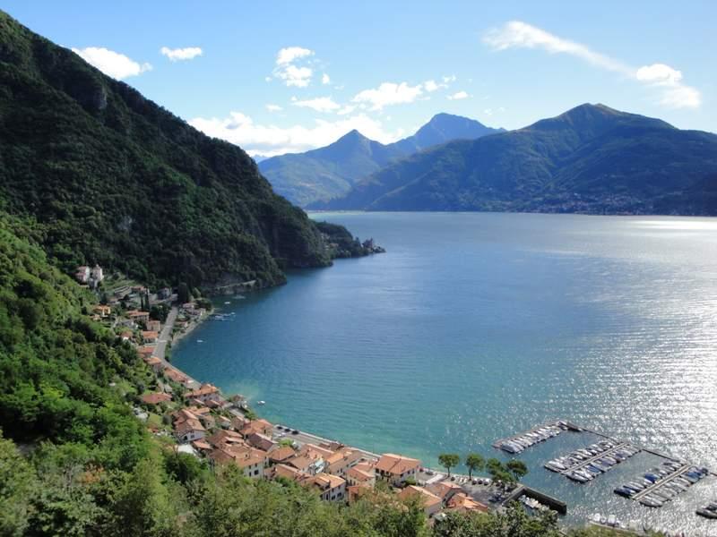 Luxury Villa Menaggio Lake Como - sunny