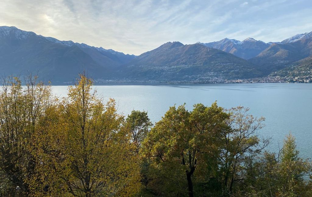 Lake Como Property Front Lake Colico - lake  view