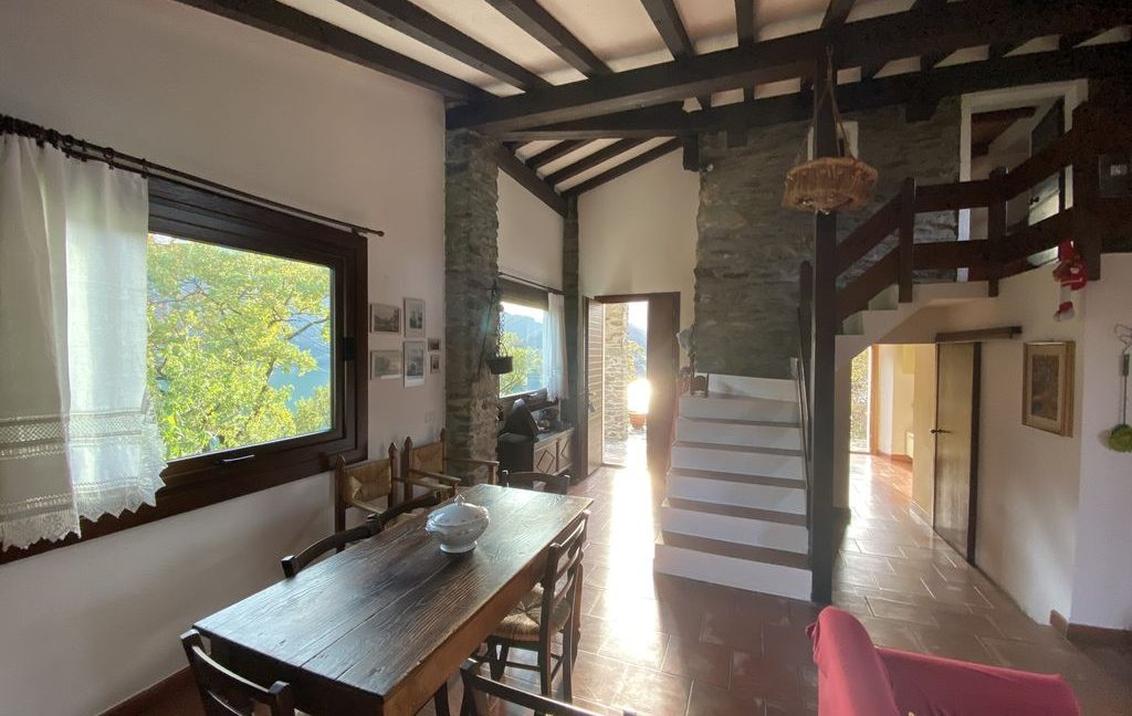 Lake Como Property Front Lake Colico - living