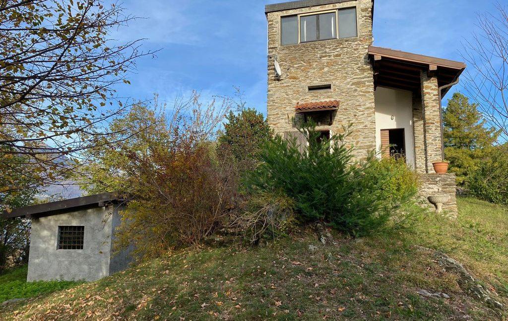 Lake Como Property Front Lake Colico - garden