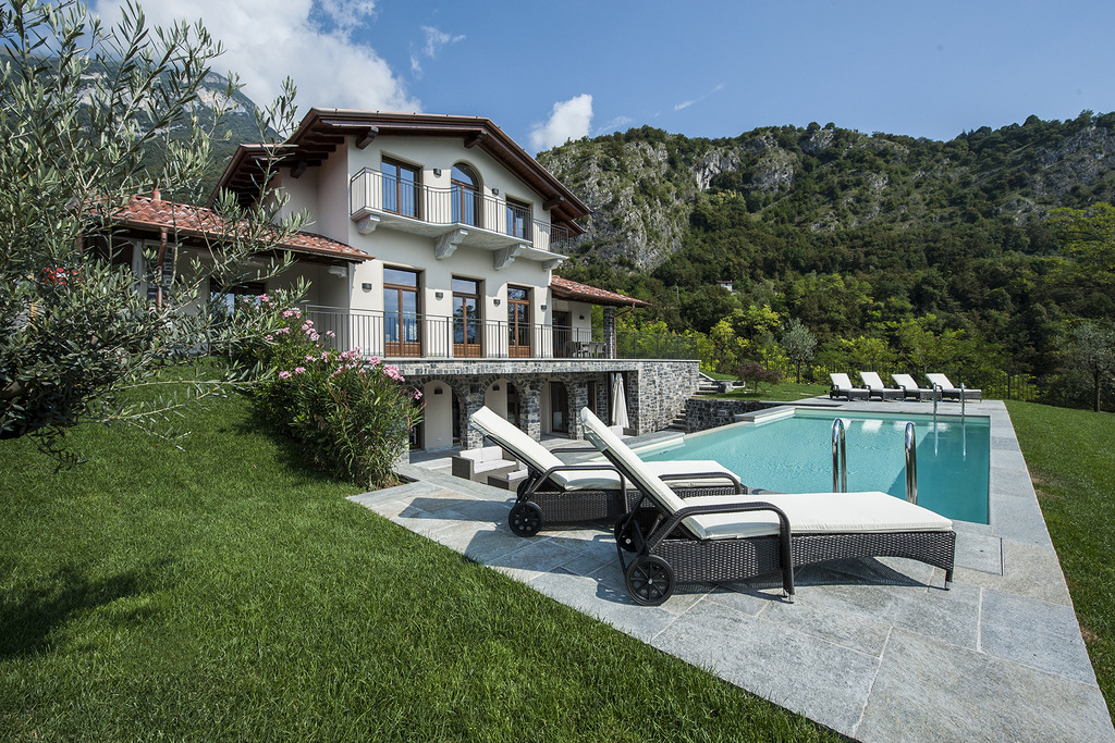 Luxury Villa Lake Como Tremezzo with Swimming Pool