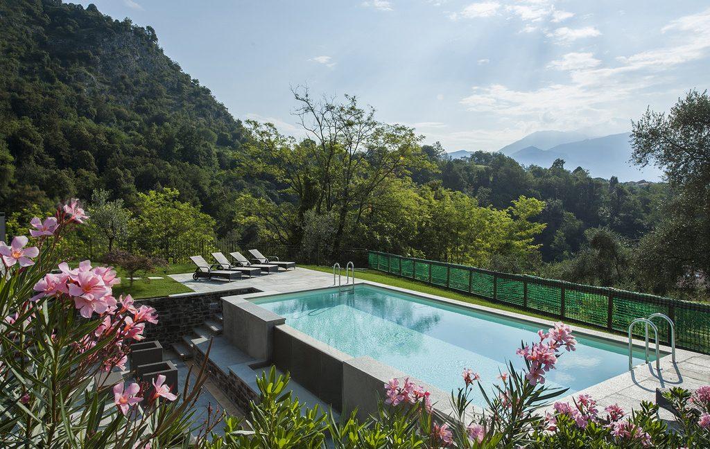 Luxury Villa Lake Como Tremezzo with Swimming Pool  - pool