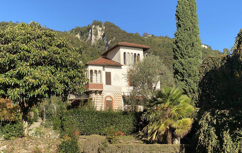 Luxury Villa Oliveto Lario with Boathouse - fronte lake