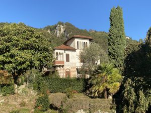 Luxury Villa Oliveto Lario with Boathouse