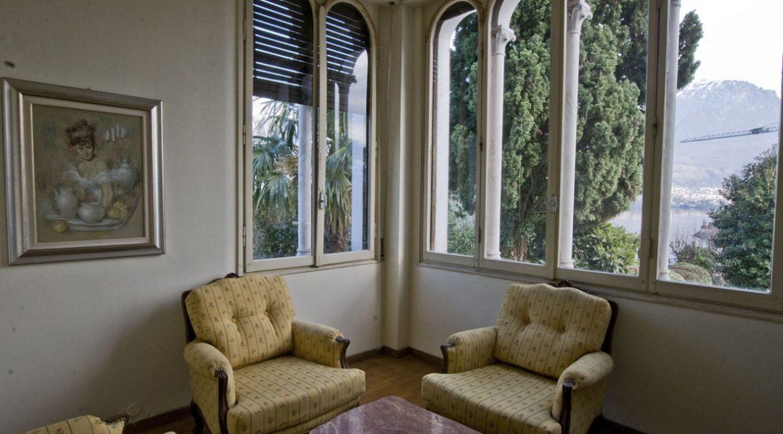 Luxury Villa Oliveto Lario with Boathouse - interior