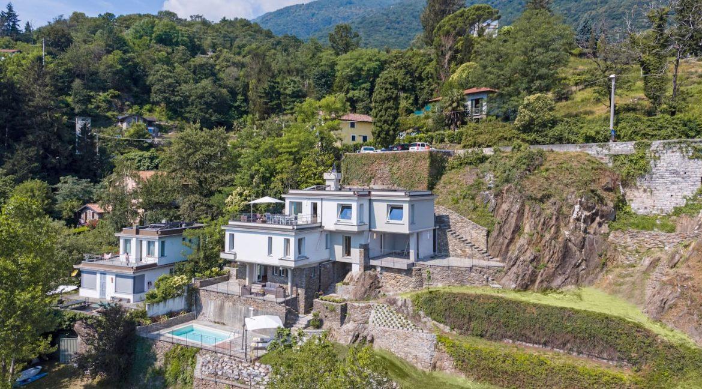 Pianello del Lario Luxury Villa Directly on Lake Como - villa