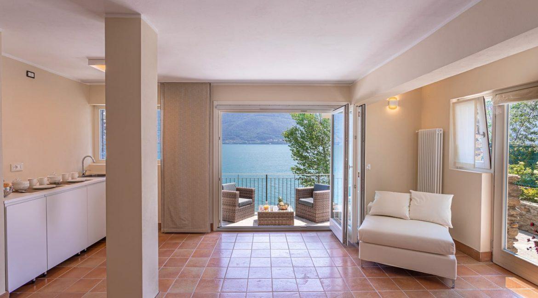 Pianello del Lario Luxury Villa Directly on Lake Como - apartment