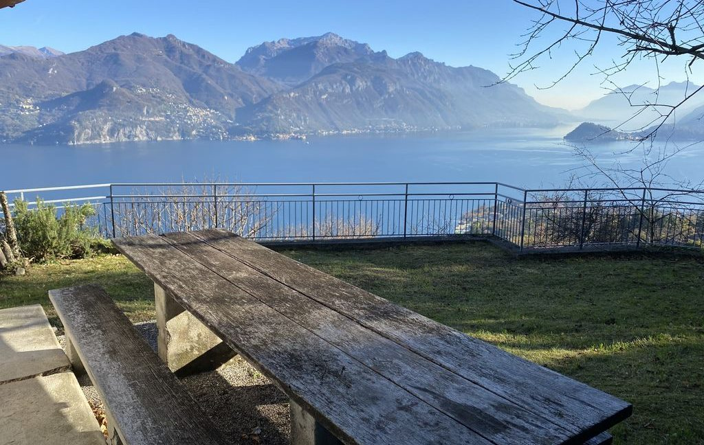 Luxury Villa Lake Como Menaggio  - garden