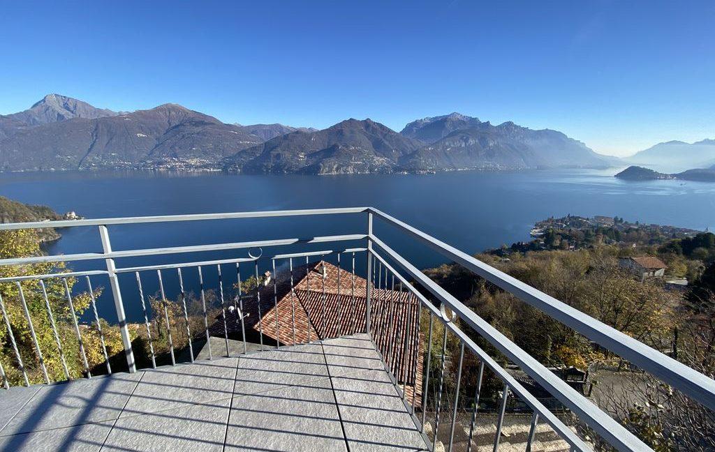 Luxury Villa Lake Como Menaggio  - terrace