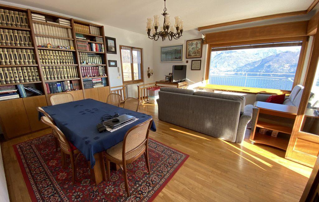Luxury Villa Lake Como Menaggio  - living