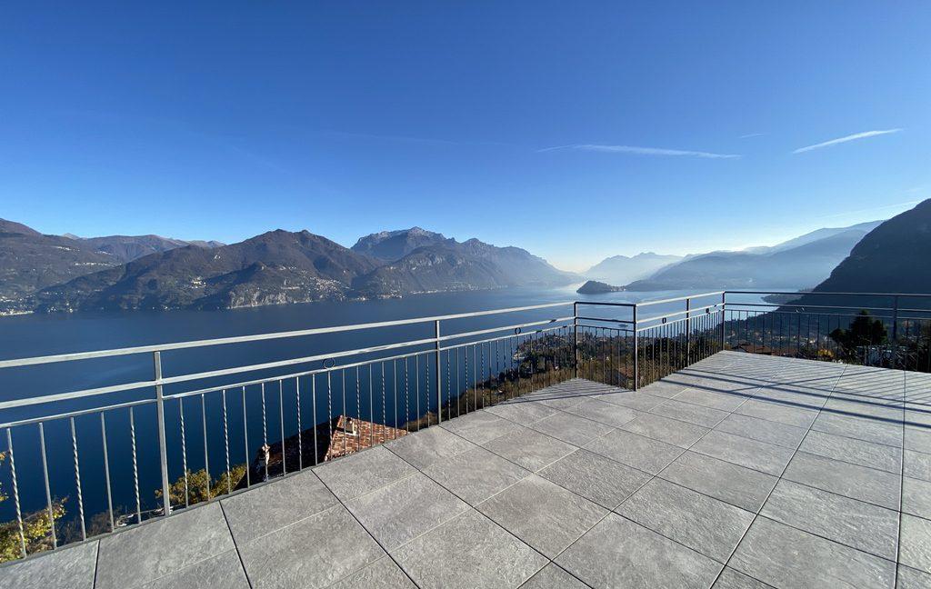 Luxury Villa Lake Como Menaggio  - lake view