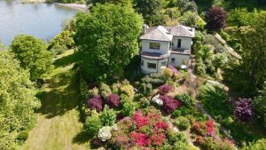 Luxury Villa with Boathouse Colico Front Lake Como